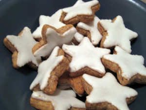 German Xmas biscuit recipes-my family favourites