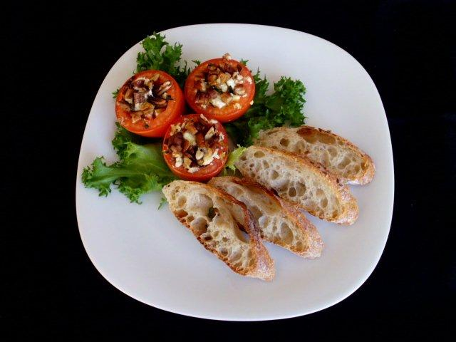 cheesy baked tomatoes zaparents