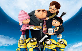 Despicable Me 2 is just delightful!