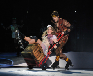 Starlight Express: If only my 2-year-old was old enough!